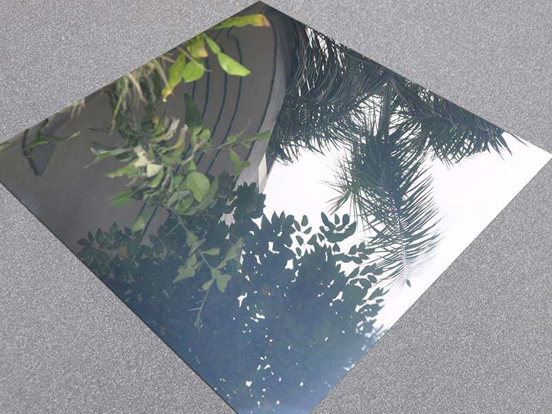 Mirror Aluminum Plate Sheet
