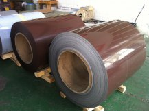 1060 1100 Color Coated Aluminium Coil